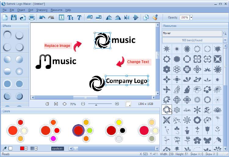 Visual Company Logo