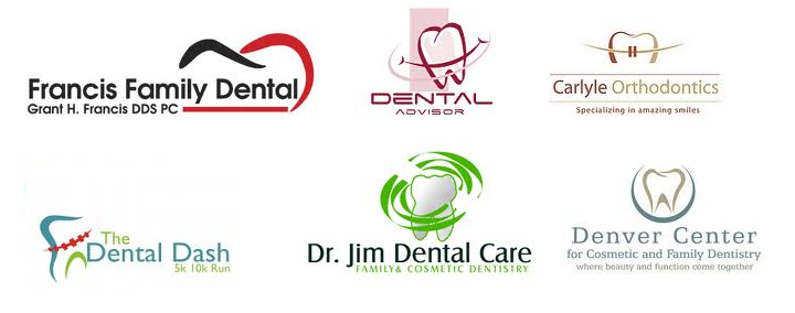 Dentist Logo Maker Vector Logos