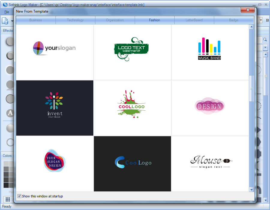 Logo design maker for free