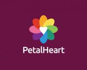 Petal heart1